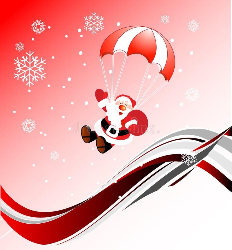 Hintergrund der frohen Weihnachten vektor abbildung