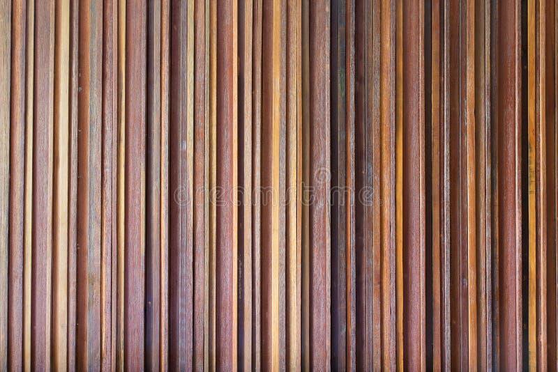 Hintergrund der hölzernen Wand der Weinlese stockfotos