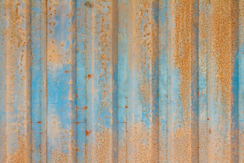 Hintergrund des alten Metallblattes lizenzfreies stockfoto
