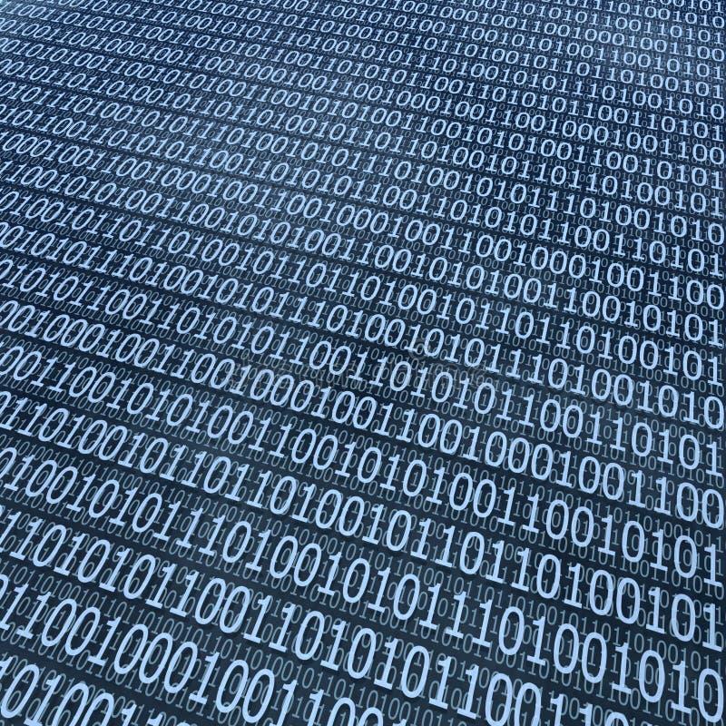 Hintergrund des binären Codes