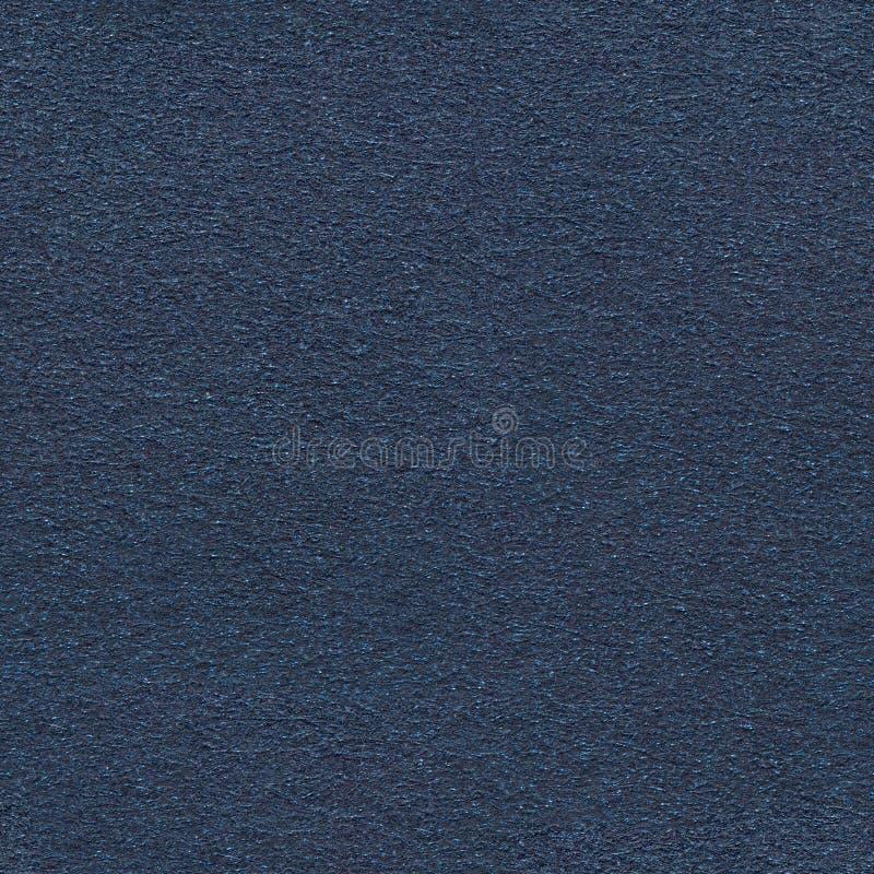 Hintergrund des dunkelblauen Samts Nahtlose quadratische Beschaffenheit, decken bereites mit Ziegeln lizenzfreies stockfoto