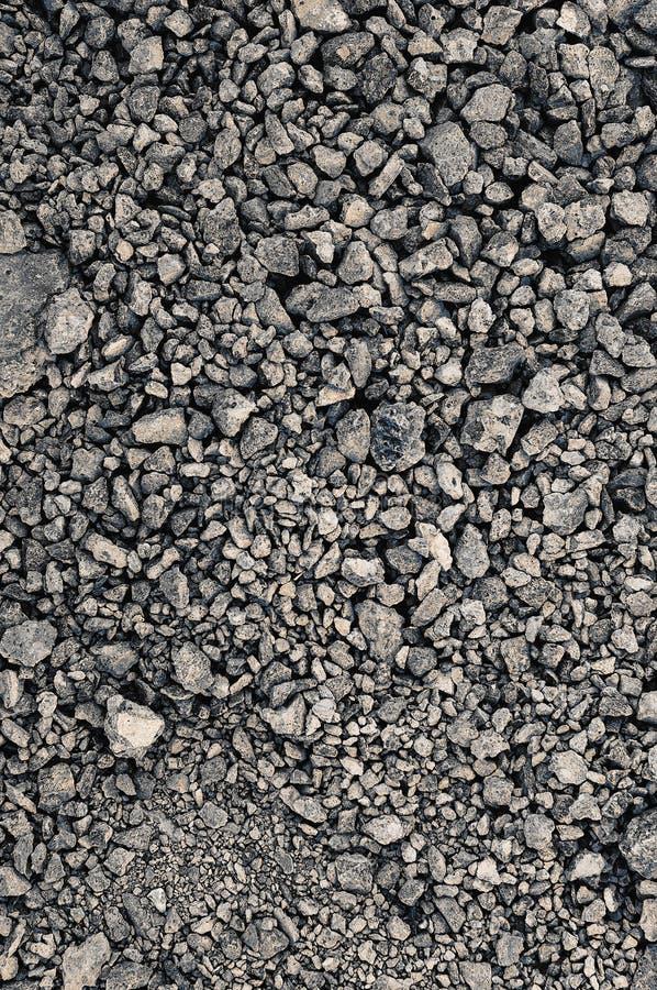 Hintergrund des Feinanteils zerquetschten Granitabschlusses oben stockfotos