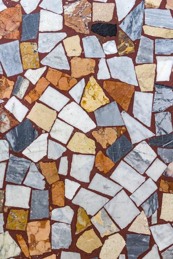 Hintergrund des Mosaiks stockbilder