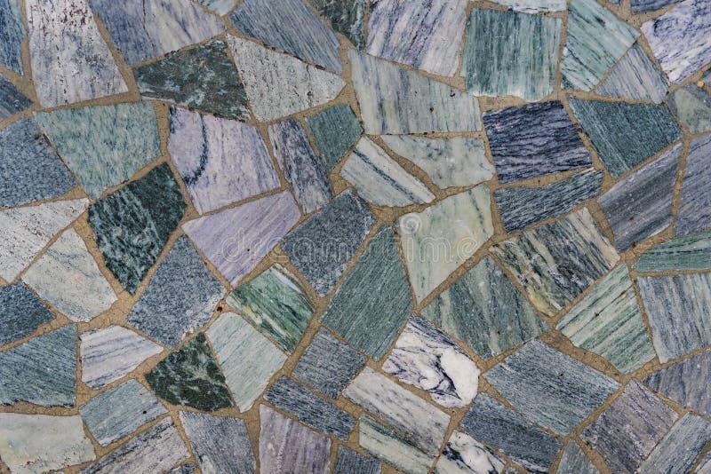 Hintergrund des Mosaiks stockfotografie