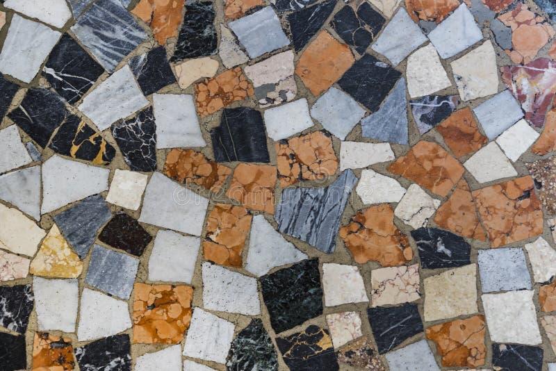 Hintergrund des Mosaiks lizenzfreie stockbilder