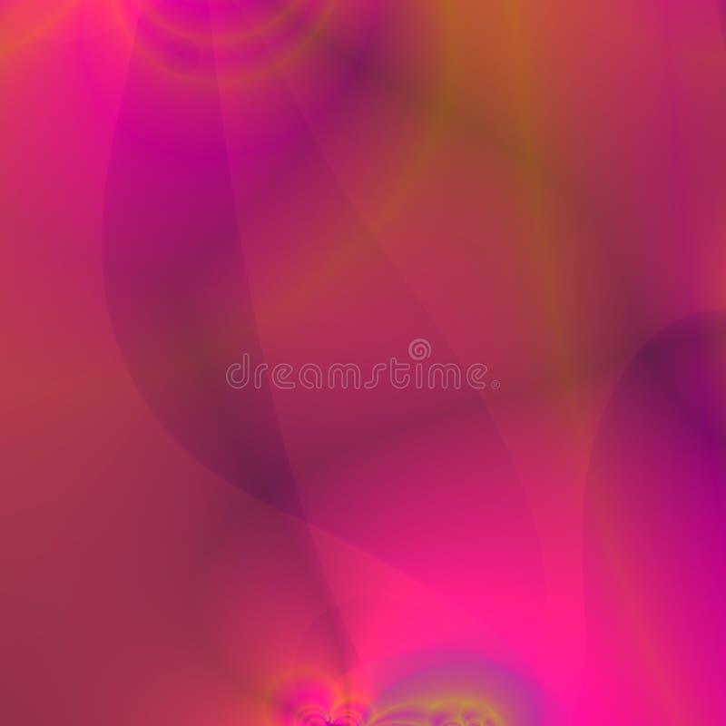 Hintergrund des Rotes und des Rosas vektor abbildung