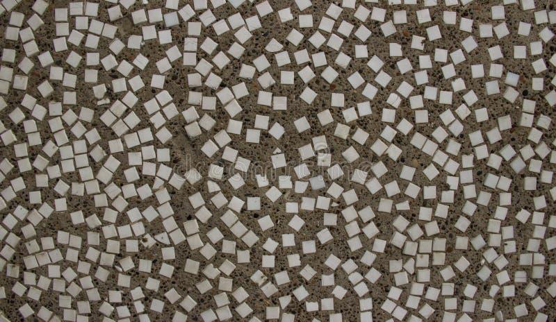 Hintergrund des Steins und der Marmorchips stock abbildung