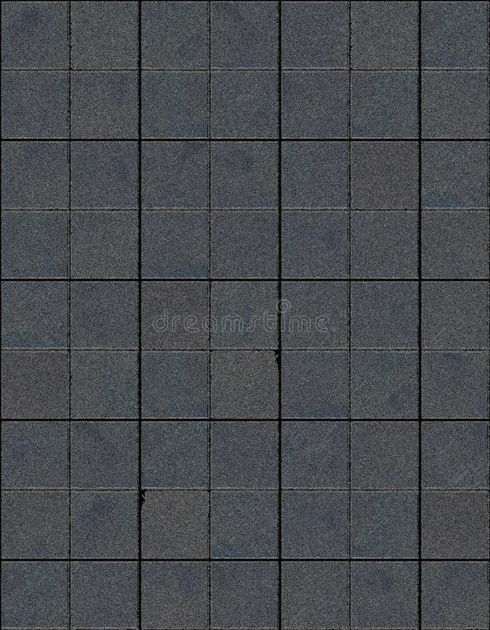 Hintergrund, Dunkelheit gefärbt, quadriert lizenzfreie abbildung