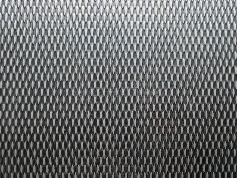 Hintergrund eines Aluminiumblattes lizenzfreie stockfotos