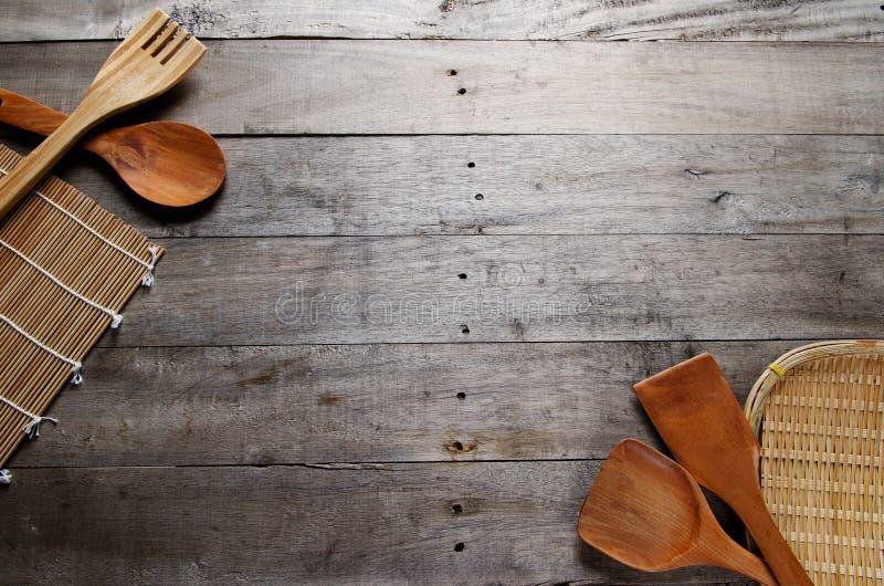Hintergrund für das Kochen des Konzeptes lizenzfreie stockfotografie