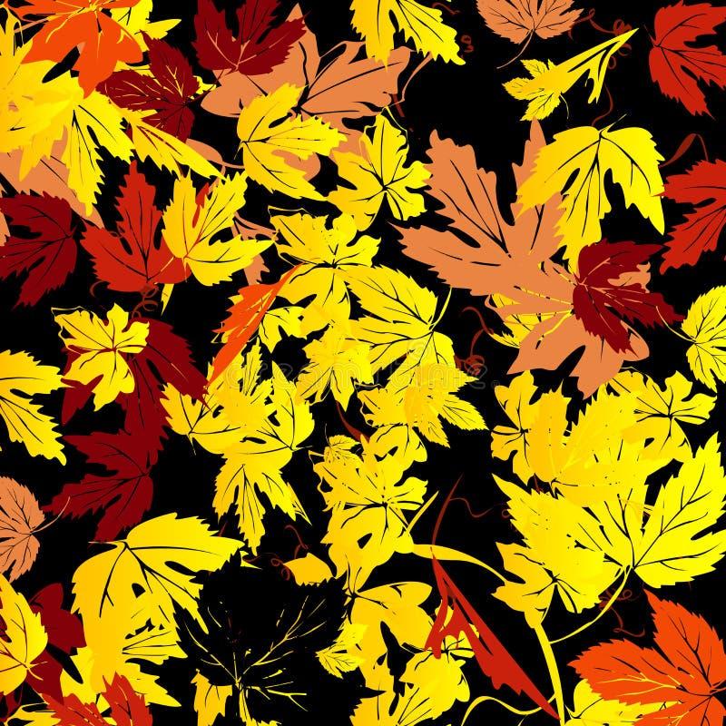 Hintergrund für Herbst stock abbildung