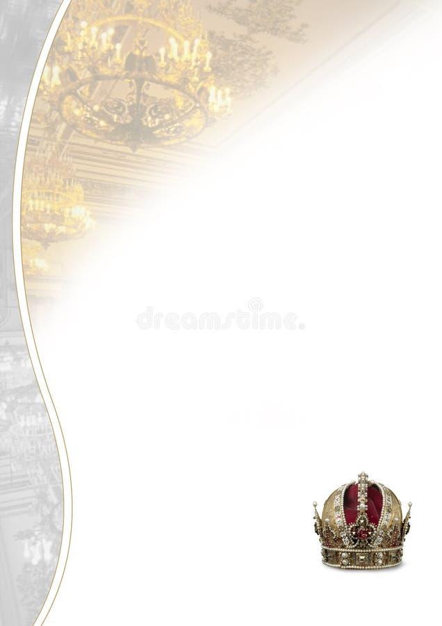 Hintergrund für Katalog 4 lizenzfreie abbildung