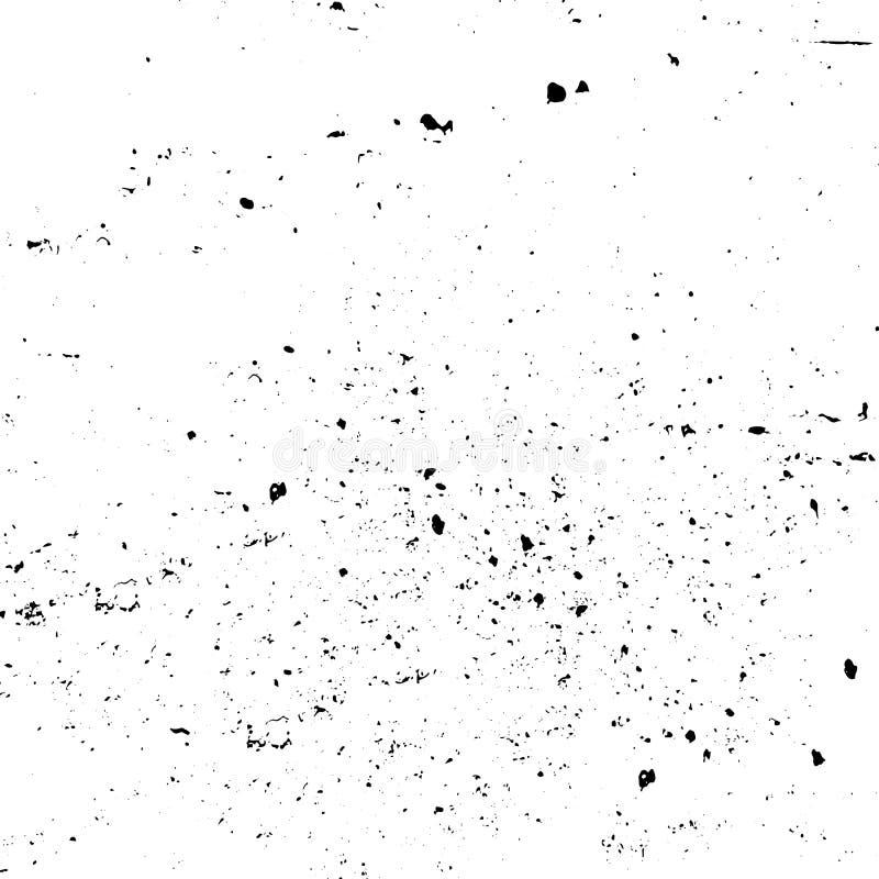 Hintergrund f?r Dekoration Gesch?digte Schmutzbeschaffenheit Abstrakter Entwurf vektor abbildung