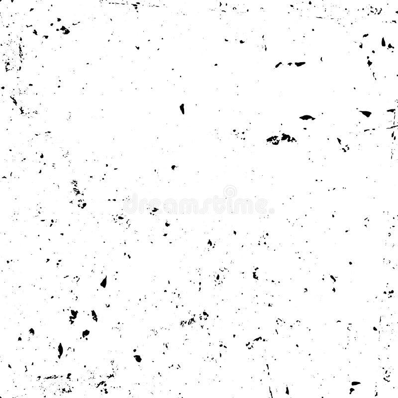 Hintergrund f?r Dekoration Gesch?digte Schmutzbeschaffenheit Abstrakter Entwurf stock abbildung