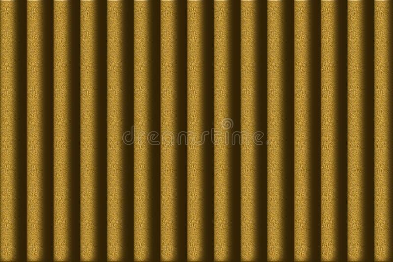 Hintergrund mit bräunlichen grünen Streifen lizenzfreie stockfotografie