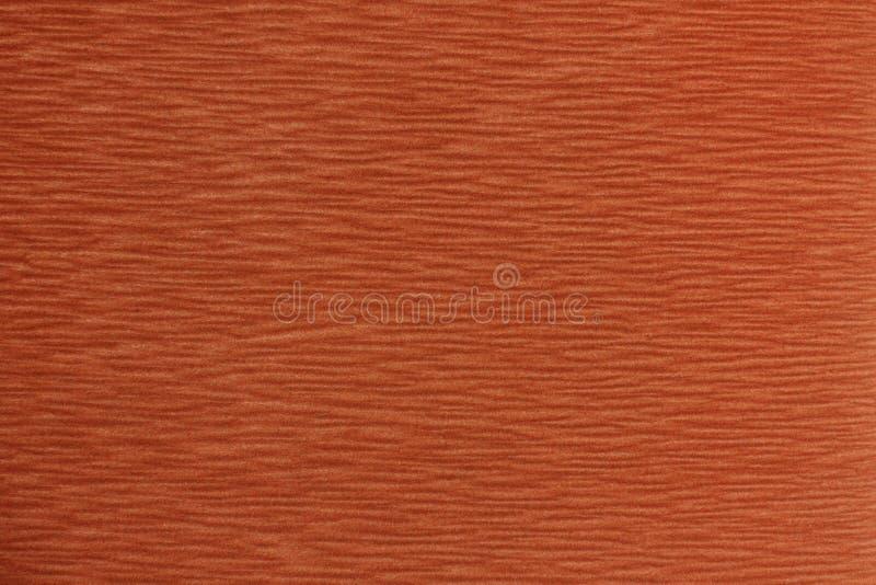 Hintergrund mit orange Beschaffenheit, Samtgewebe stockbilder