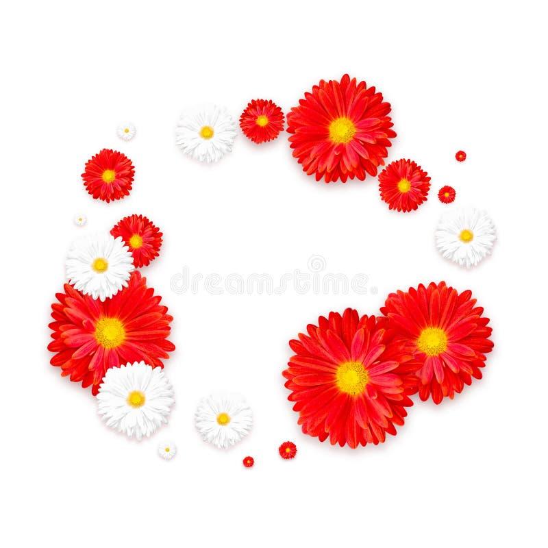 Hintergrund mit schöner bunter Blume Tapezieren Sie Flieger, Einladung, Poster, Broschüre, Belegrabatt stockfoto