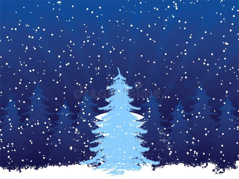 Download Hintergrund Mit Weihnachtsbaum Lizenzfreies Stockfoto - Bild: 3250965