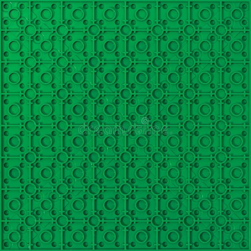 Hintergrund-Muster stock abbildung