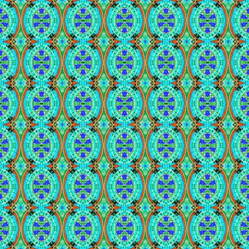 Hintergrund-nahtloses abstraktes Bindungs-Färbungs-Muster lizenzfreies stockbild