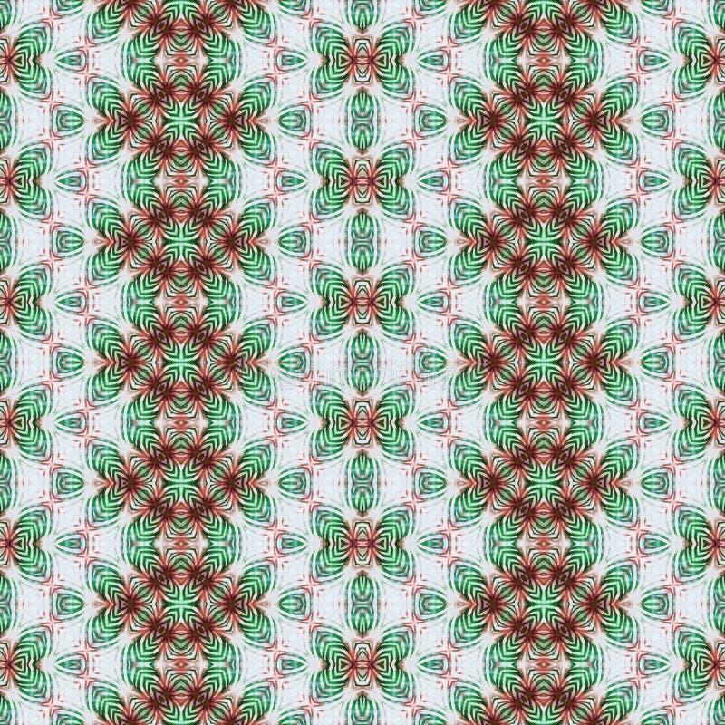 Hintergrund-nahtloses Bindungs-Färbungs-Muster stockfotos