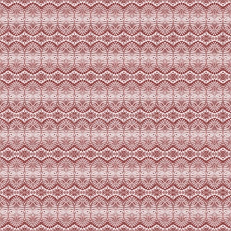 Hintergrund-nahtloses Bindungs-Färbungs-Muster lizenzfreie stockfotografie