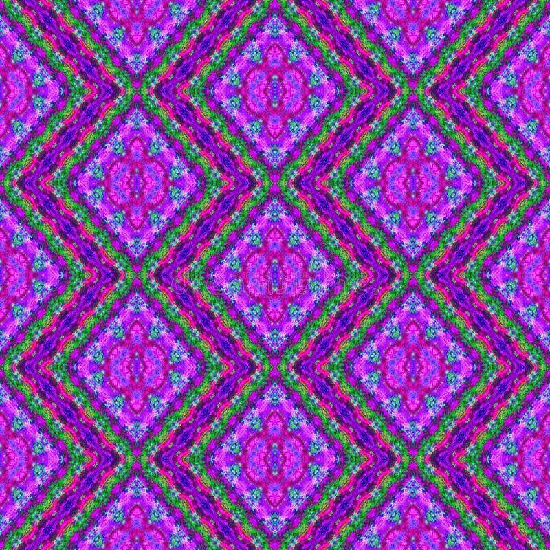 Hintergrund-nahtloses Bindungs-Färbungs-Muster stockfoto