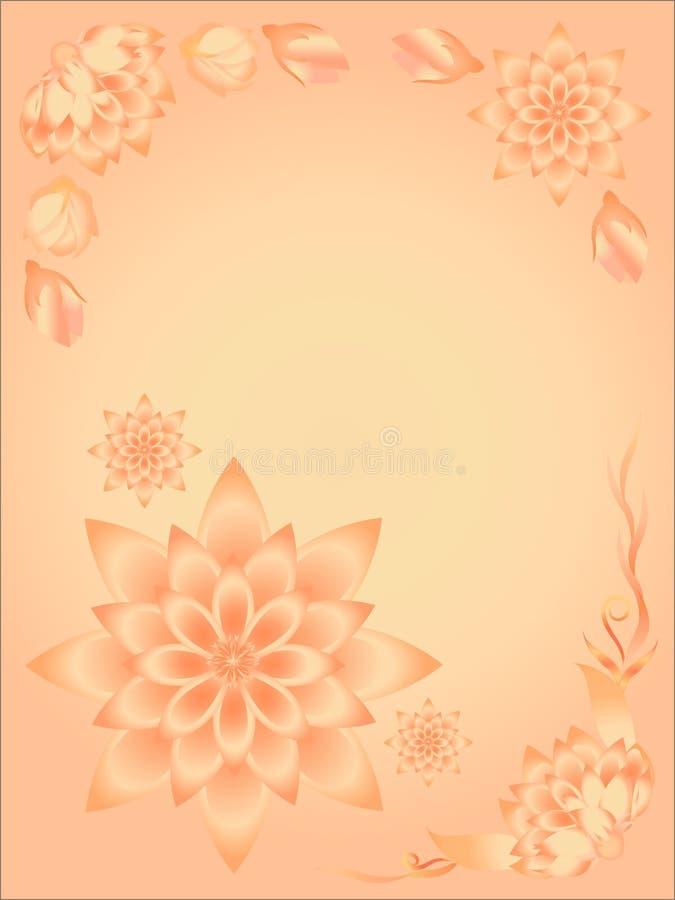 Hintergrund, schöner Hintergrund, Hintergrund in Illustrator 2 stock abbildung
