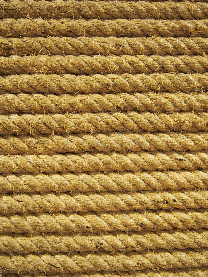 Hintergrund-Seil lizenzfreies stockfoto