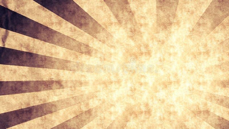 Hintergrund Sun stockfoto