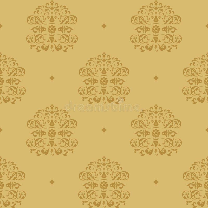 Hintergrund Victorian königlich lizenzfreie abbildung