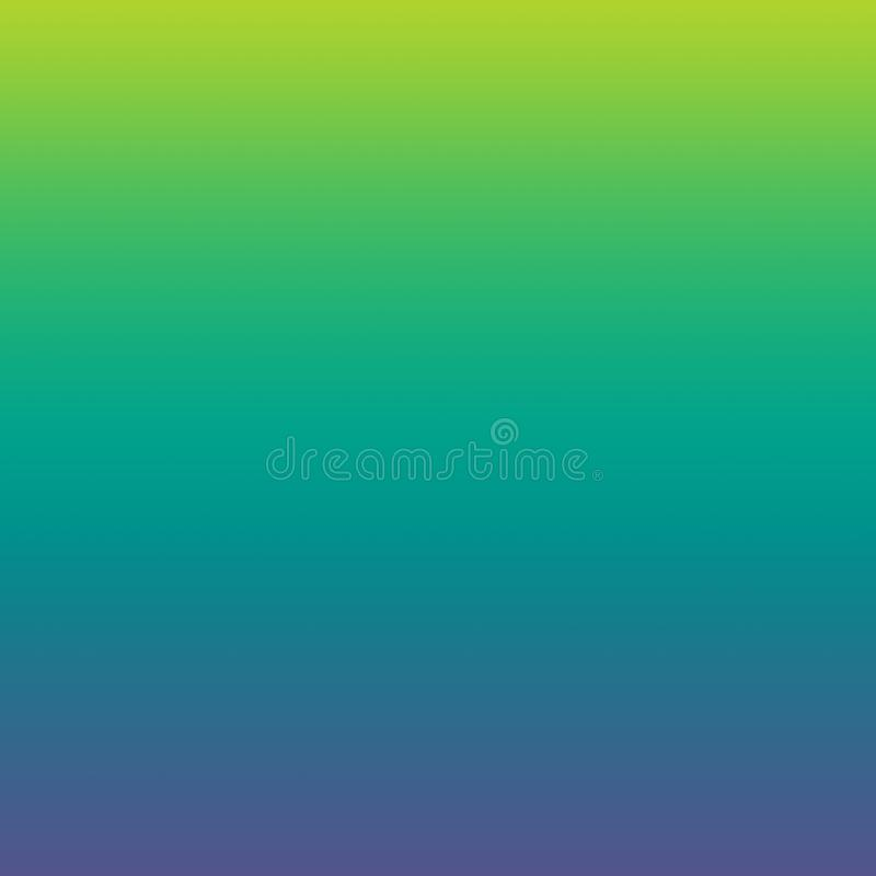 Hintergrund Violet Green Abstract Blurred Pattern Steigung Ombre ultra lizenzfreie abbildung