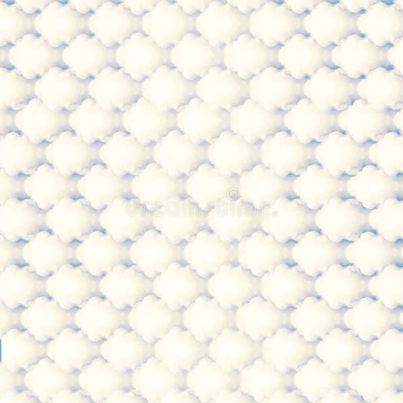 Hintergrund von clound. lizenzfreie stockfotos