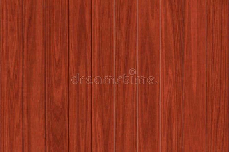 Hintergrund von Kirschholzbrettern stockbilder