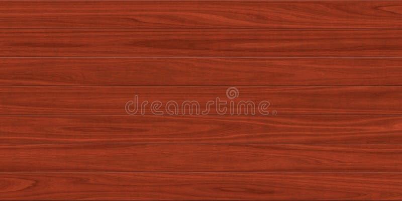 Hintergrund von Kirschholzbrettern stockfoto