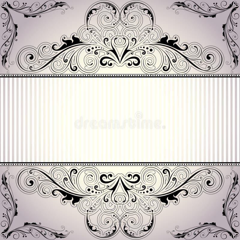 Hintergrundaufkleberdesign stock abbildung