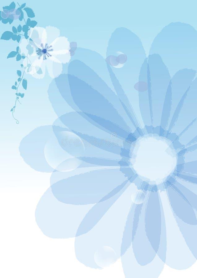 Hintergrundblumen vektor abbildung