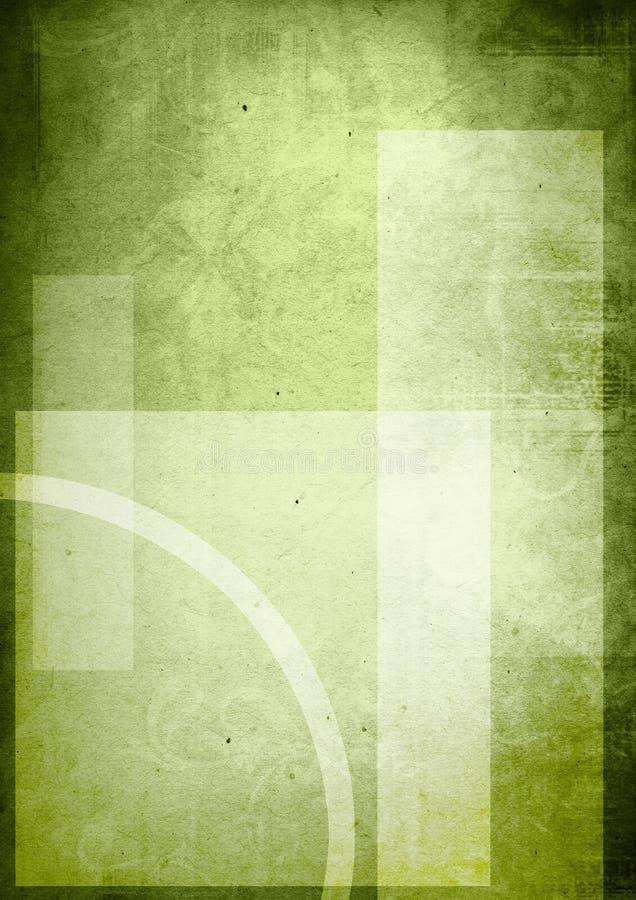 HintergrundBucheinband stock abbildung