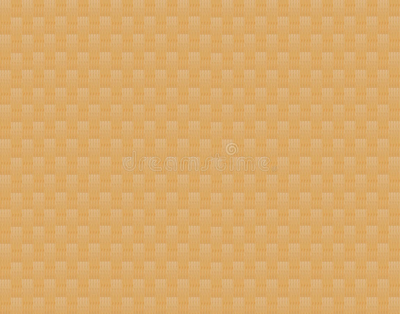 Hintergrundfarbe eines hölzernen shamon mit hellen Quadrateinsätzen im Schachbrettmuster stockbilder