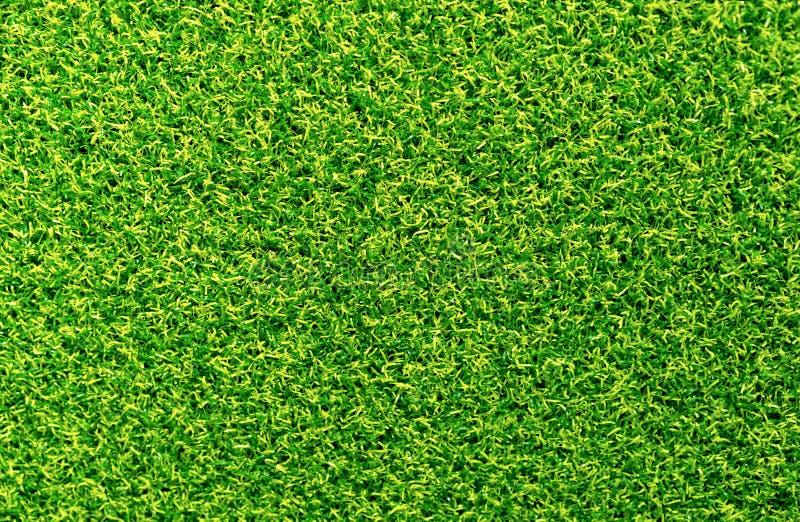 Hintergrundteppich mit grünem und gelbem weichem Haar lizenzfreie stockfotos