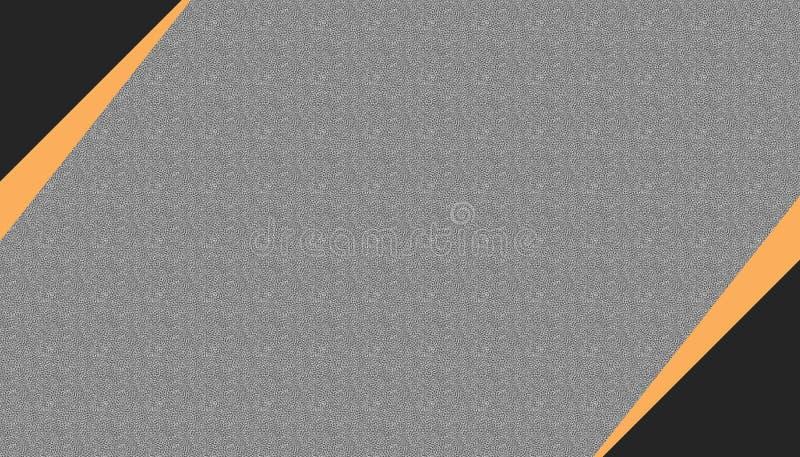 Hintergrundtextur Gelb- und Schwarzweißfarbe für die Förderung sozialer Medien lizenzfreies stockfoto