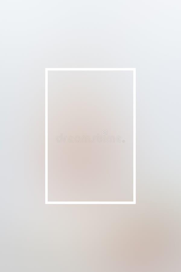 Hintergrundunsch?rfesteigungs-Rahmenzusammenfassung, Hintergrund lizenzfreie abbildung