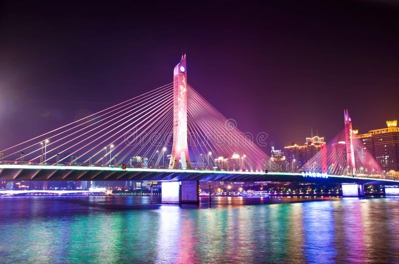 HinYin桥梁 免版税库存照片
