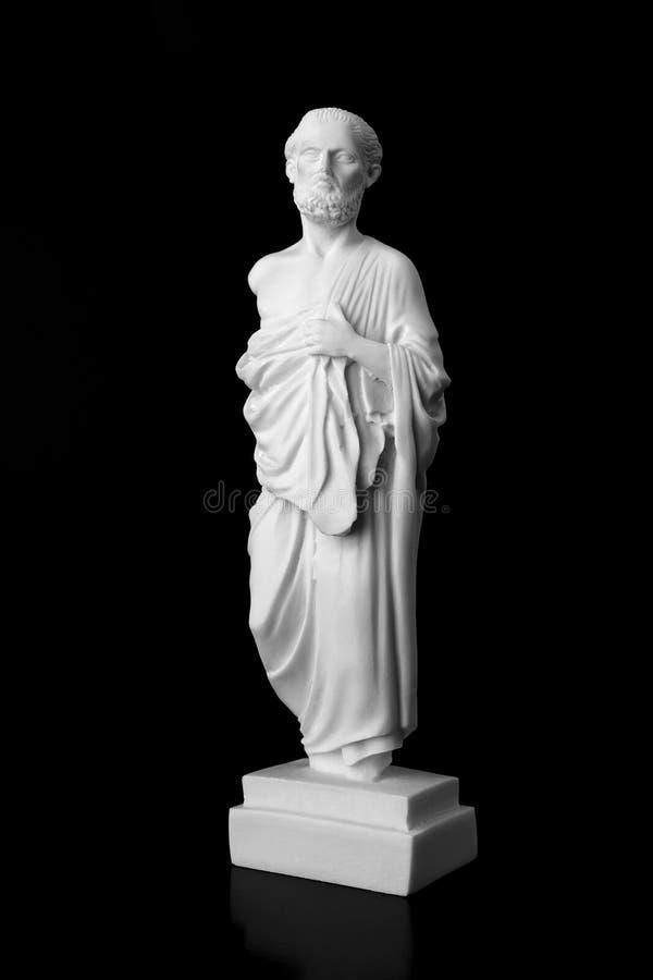 Hipócrates era médico del griego clásico y el que está de la mayoría del p foto de archivo libre de regalías
