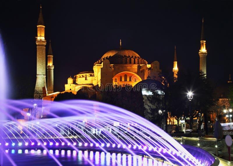 Hipódromo de Constantinople (quadrado de Sultanahmet) em Istambul Turquia imagens de stock