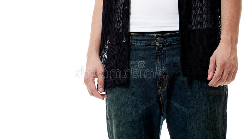 Download Hip Close-up stock image. Image of isolation, tshirt - 14858537