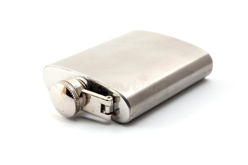 Download Hip flask stock image. Image of schnaps, addict, background - 7073677