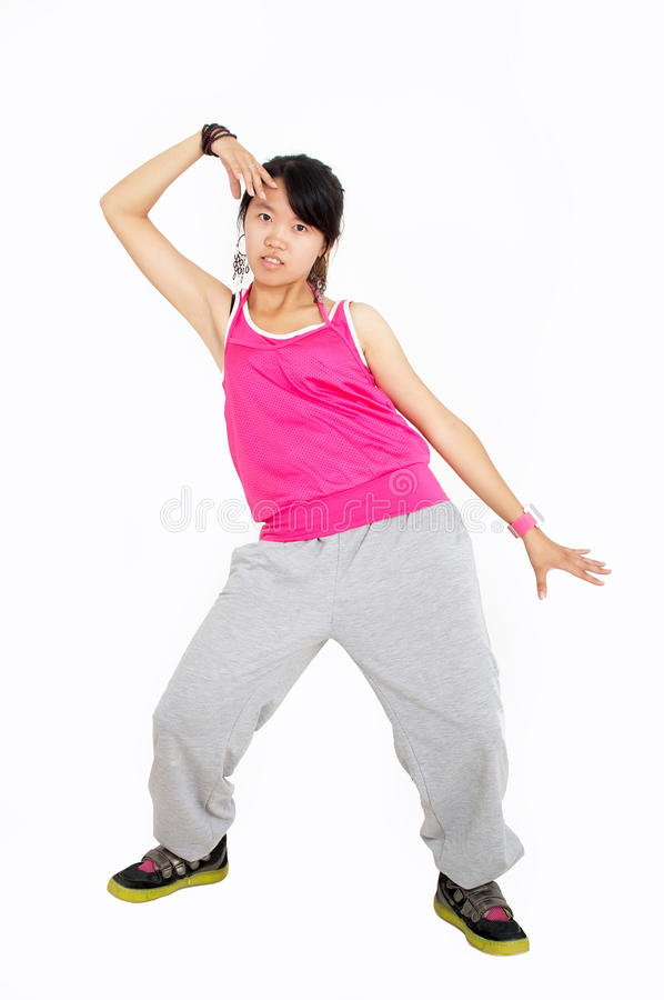 Download Hip-hop stock photo. Image of human, action, adult, sensual - 26063656