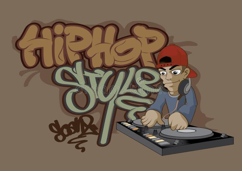 Hip Hop lizenzfreie stockbilder