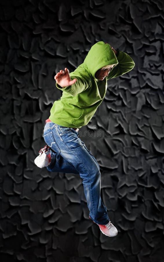 Hip Hop dancer stock photos